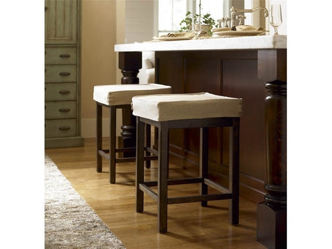 Universal Furniture Down Home Pull Up Counter Stool  (2/ctn KD)