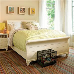 Universal Furniture Paula Deen Gals Gal's Reading Bed Footboard 3/3