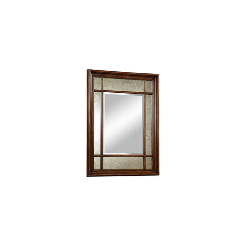 Universal Furniture Escalara Antique Glass Mirror