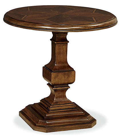 Universal Furniture Escalara Round End Table