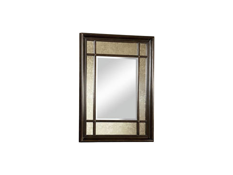 Universal Furniture Castella Antique Glass Mirror
