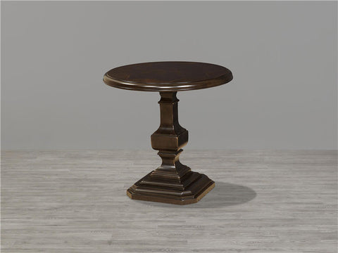 Universal Furniture Castella Round End Table