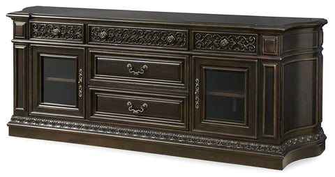 Universal Furniture Castella Entertainment Console