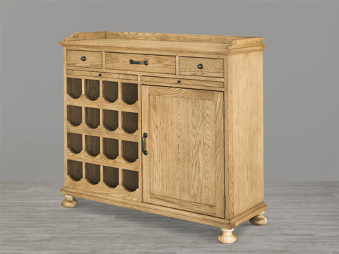 Universal Furniture Berkeley3 Small Wine Cabinet