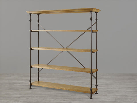 Universal Furniture Berkeley3 Great Room Rack