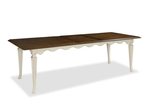 "Universal Furniture Cordevalle Kitchen Table (1 18"" leaf)"