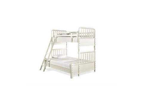 Universal Furniture Bellamy Vintage Twin Over Full Bunk Bed