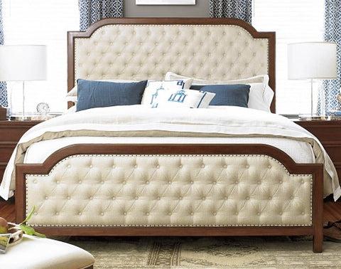 Universal Furniture Silhouette Bed Headboard 5/0