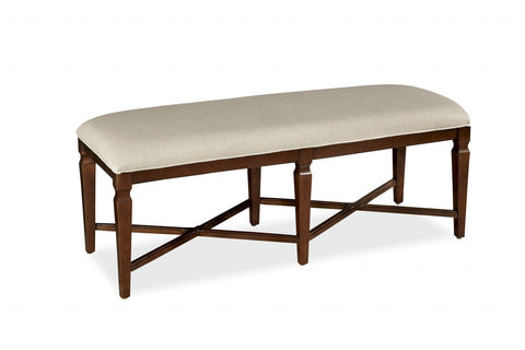 Universal Furniture Silhouette Bed End Bench