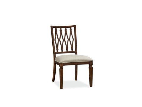 Universal Furniture Silhouette Harlequin Side Chair (2/ctn KD)