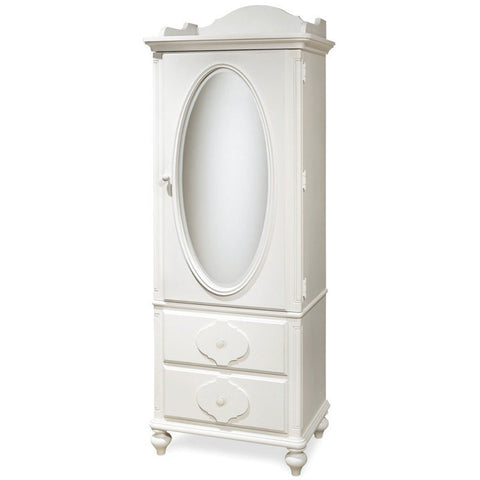 Universal Furniture Black & White Armoire