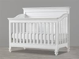 Universal Furniture Black & White Convertible Crib