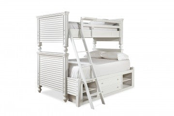 Universal Furniture Black & White Twin to Full Bunk Extension Kit