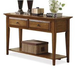 Riverside Oak Ridge Sofa Table