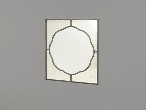 New Bohemian Accent Mirror