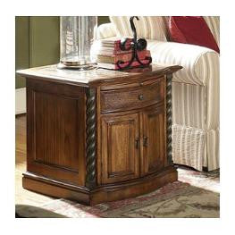 Riverside Medley Door Commode Table