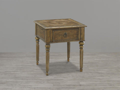 new products bc65c fbaf5 New Bohemian Drawer End Table