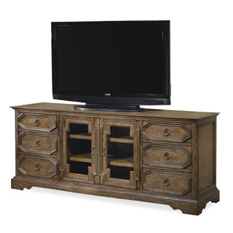 Universal Furniture New Bohemian Entertainment Console