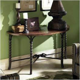 Riverside Medley Demilune Sofa Table