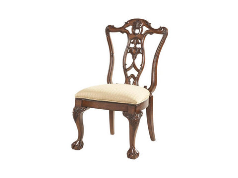 Antebellum Ball & Claw Side Chair