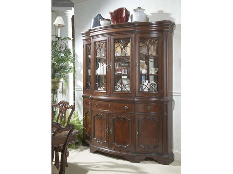 Antebellum China Hutch