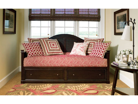 Universal Furniture Paula Deen Home Day Bed Storage 2 drwrs