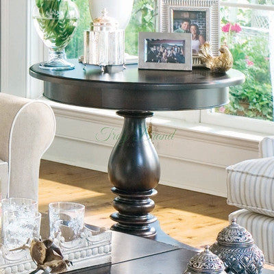 Universal Furniture Paula Deen Home Round Side Table