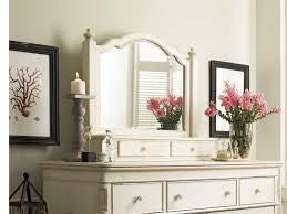 Universal Furniture Paula Deen Home The Lady's Storage Mirror