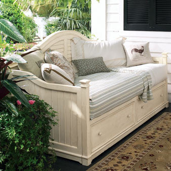 Universal Furniture Paula Deen Home Day Bed Side Panels Palmetto