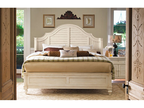 Paula Deen Home Steel Magnolia Bed Footboard 6/6