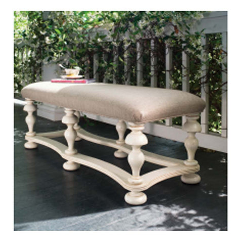 Universal Furniture Paula Deen Home Bed End Bench  (KD)