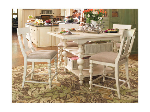 Universal Furniture Paula Deen Home Kitchen Gathering Table Base