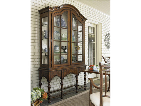 "Biltmore ""Styuvesant"" Display Cabinet Base and Top"
