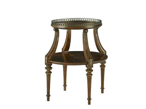 "Biltmore ""Pauline"" Oval Tiered Table"