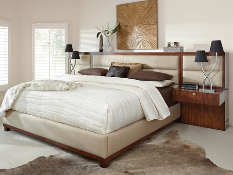 Boulevard CA King Platform Bed