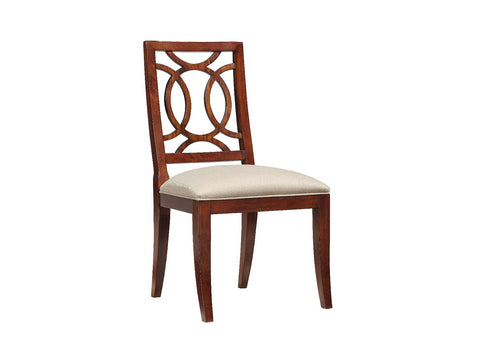 Boulevard Wood Dining Side Chair
