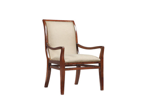 Boulevard Upholstered Dining Arm Chair