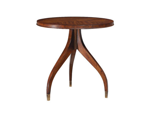 Boulevard Round End Table