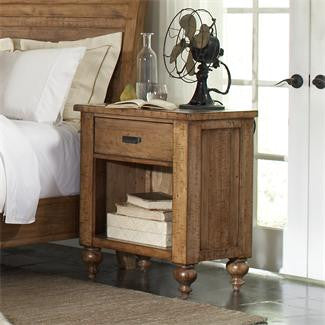 Riverside Summerhill 1-Drawer Nightstand