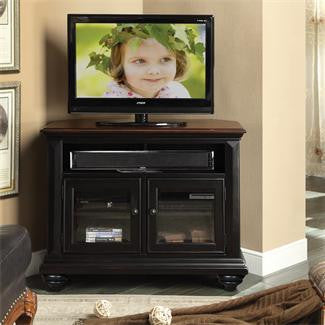 Riverside Richland Corner TV Console