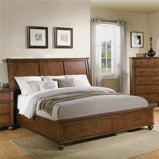 Riverside Oakmont California King Sleigh Bed
