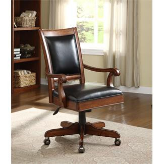 Riverside Bristol Court Desk Chair Uph