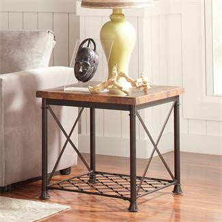 Riverside Chalet End Table