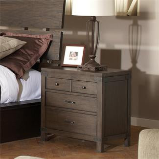 Riverside Promenade 3-Drawer Nightstand