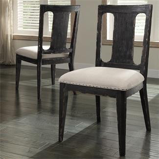 Riverside Bellagio Uph Side Chair (2in)