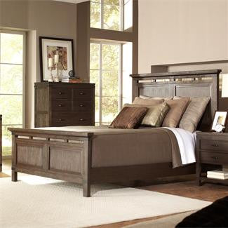 Riverside Promenade California King Panel Bed