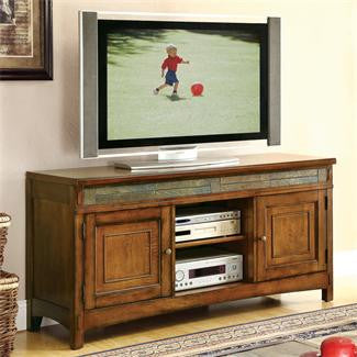 Riverside Craftsman Home TV Console