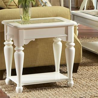 Riverside Essex Point Rectangular End Table
