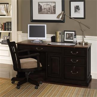 Riverside Bridgeport 58 Inch Computer Desk