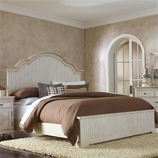 Riverside Aberdeen Queen Panel Bed